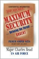 MAXIMUM SECURITY...Defusing the Threat... by Charles Read