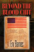 BEYOND THE BLOOD CHIT by Erv Barnes