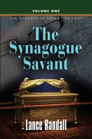 The Synagogue Savant by Lance Randall
