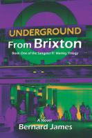 Underground from Brixton by Bernard James