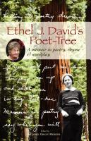 Ethel J. David's Poet-Tree: A memoir in poetry, rhyme & wordplay by Cheryl Mercier