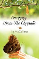 EMERGING FROM THE CHRYSALIS cover
