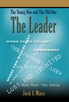 The Leader by Jack L. Mace