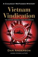 Vietnam Vindication by Dan Anderson