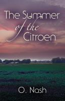 THE SUMMER OF THE CITROEN cover