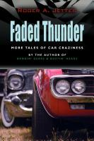 Faded Thunder by Roger Jetter
