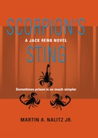SCORPION'S STING: A Jack Reno Novel by Martin Nalitz