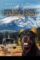 Finding Justice by Martha McMinn