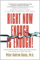 Right Now Enough Is Enough by Peter Sacco