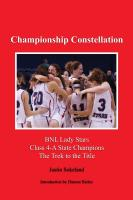 Championship Constellation cover
