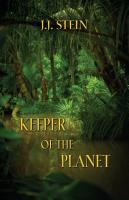 KEEPER OF THE PLANET cover
