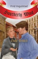 Southerly Wind: Gold Brooch by Frid Ingulstad