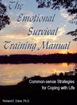 The Emotional Survival Training Manual by Richard Ecker
