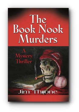 The Book Nook Murders by Jim Throne