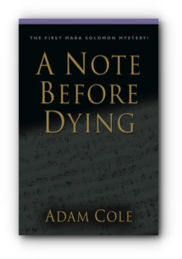 A Note Before Dying by Adam Cole