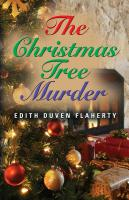 The Christmas Tree Murder by Edith Duven Flaherty
