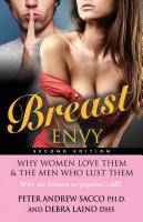 BREAST ENVY: Why Women Love Them & The Men Who Lust Them cover
