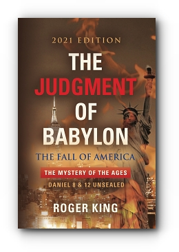 The JUDGMENT OF BABYLON: The Fall of AMERICA - Second Edition cover