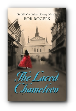 The Laced Chameleon by Bob Rogers
