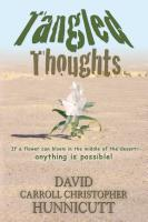 Tangled Thoughts by David Carroll Christopher Hunnicutt