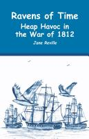 Ravens of Time Heap Havoc in the War of 1812 cover