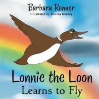 Lonnie the Loon Learns to Fly cover