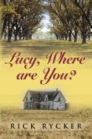 Lucy, Where are You? cover