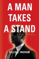 A Man Takes a Stand cover