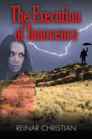 The Execution of Innocence cover