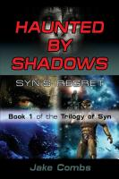 HAUNTED BY SHADOWS: Syn's Regret - The Trilogy of Syn Book 1 cover