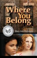 Where You Belong by Mary Ann McGuigan