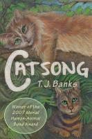 CATSONG by T. J. Banks