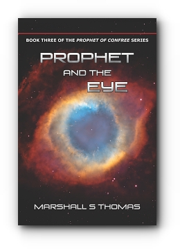 Prophet and the Eye cover