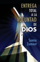 ENTREGA TOTAL A LA VOLUNTAD DE DIOS cover