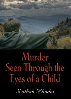 Murder Seen Through the Eyes of a Child cover