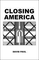 Closing America cover
