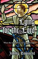 Lying for the Lord cover
