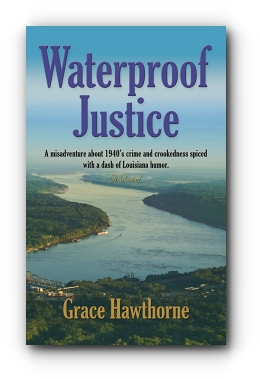 Waterproof Justice cover