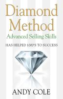 DIAMOND METHOD ADVANCED SELLING SKILLS cover