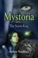 Mystoria:  The Storm King cover