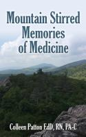 Mountain Stirred Memories of Medicine cover
