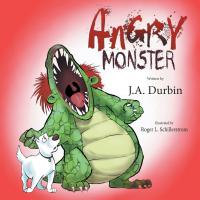 ANGRY MONSTER cover