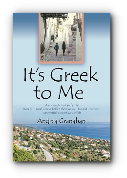 It's Greek to Me by Andrea Granahan
