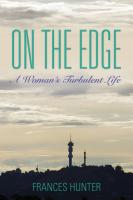 ON THE EDGE: A Woman's Turbulent Life by Frances Hunter