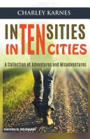 Intensities In Ten Cities by Charles Karnes
