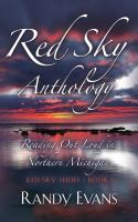 Red Sky Anthology:  Reading Aloud in Northern Michigan/Red Sky Series, Book 1 cover