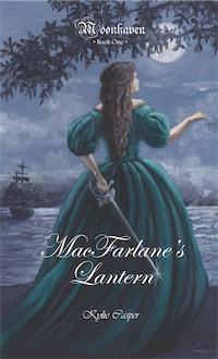 Moonhaven Book One: MacFarlane's Lantern by Kylie Fonoimoana