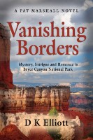 Vanishing Borders by D K Elliott
