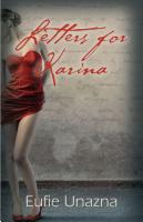 Letters for Karina by Eufie Unazna