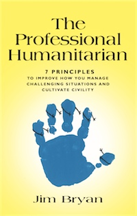 The Professional Humanitarian cover